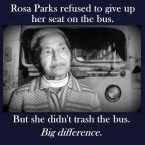 Rosa Parks Difference