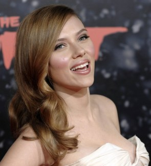 Scarlett Has A Laugh