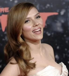Scarlett Has A Laugh