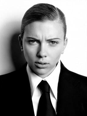 Scarlett is a man, man