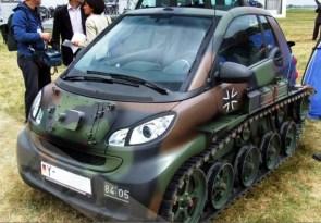 Smart Car Tank