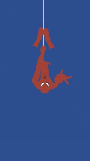 Spider-man In BLUE