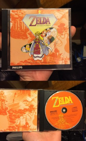Zelda – The Wand of Gamelon