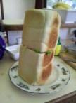 Angry wife sandwich
