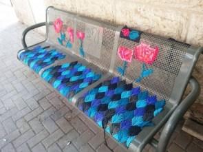 arty bench