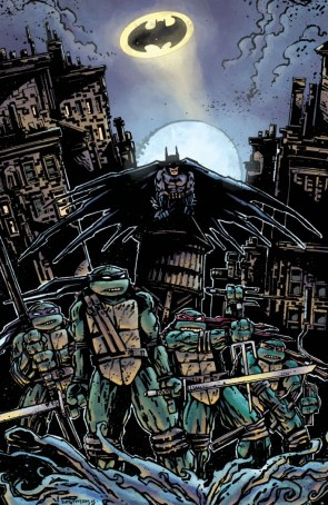 batman and the tmnt