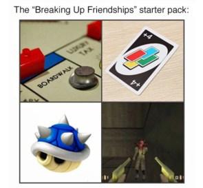 breack up kit