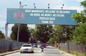 Dear immigrants…