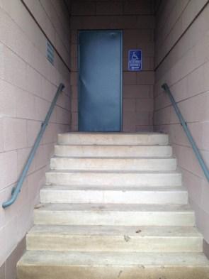 handicapped entrance