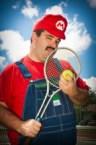 mario tennis cosplay