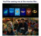 me in movies