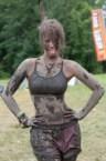 muddy girl