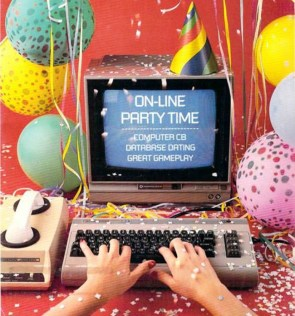 on-line party time