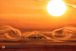 sundown air swirls