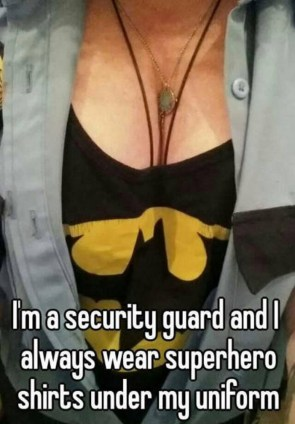 superhero guard