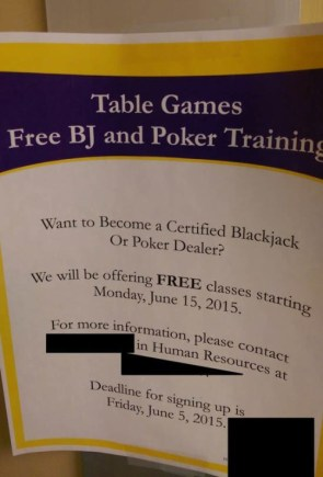table games – free bj