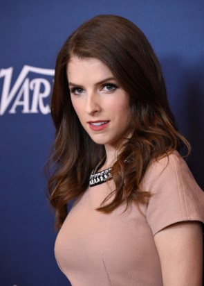 Anna Kendrick looking sultry