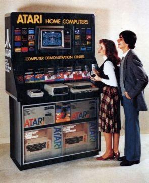 Atari Home Computer Demo
