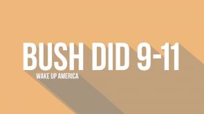 Bush did 9-11