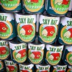 Canned Boiled Parrot
