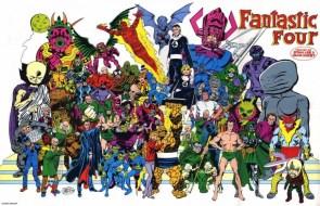 Fantastic Four back with Marvel?