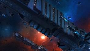 Heavy Space by Nikita Blyzniuk