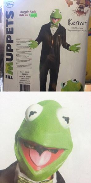 Kermit Eyes
