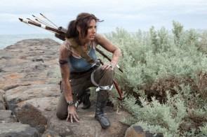 Lara Croft by Jenn Croft