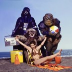 Princes Leia's Beach Party
