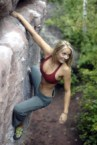 Sexy Rock Climber