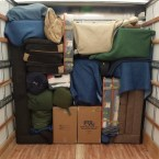Tetris packing