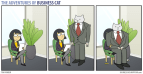business cat – seating room