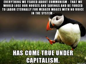 everything we feared about communism