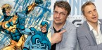 Alan Tudyk Would Play BLUE BEETLE If It Meant Working With Nathan Fillion As BOOSTER GOLD