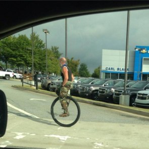 military grade unicycle