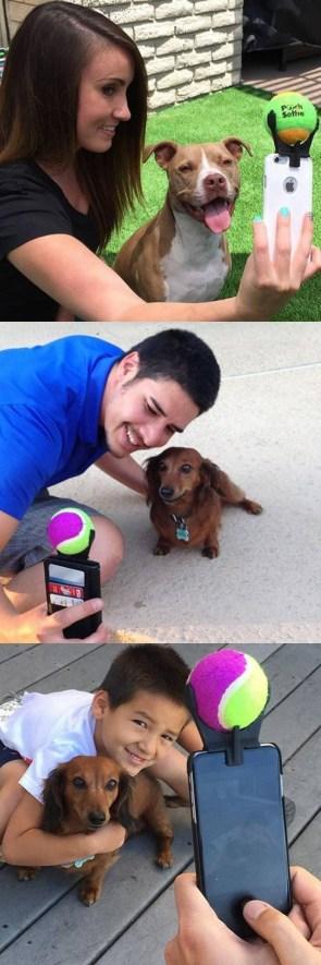 puppy selfie toys