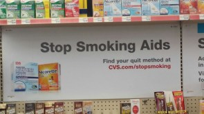 stop smoking AIDS