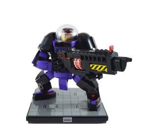 Big Head Lego Mech