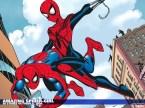 Amazing Spider-girl saves spider-man