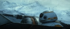 BB8 in an x-wing