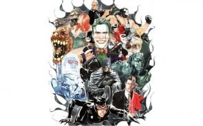 Batman and cast