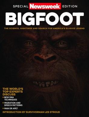 Special Newsweek Edition BIGFOOT