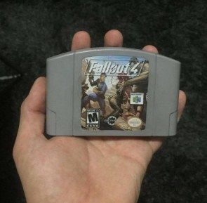 Fallout 4 on n64