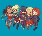 Female Super Buddies