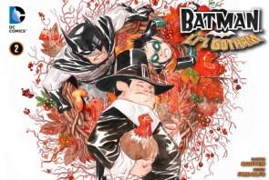Happy Thanksgiving Wallpaper – batman lil gotham
