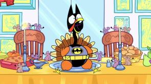 Happy Thanksgiving Wallpaper – batturkey