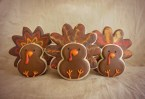 Happy Thanksgiving Wallpaper – cookies