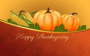 Happy Thanksgiving Wallpaper – corn