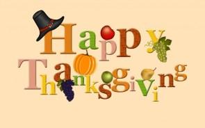 Happy Thanksgiving Wallpaper – grapes