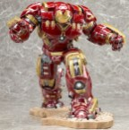 Hulk Buster Statue In Motion